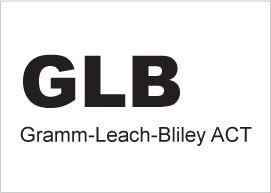Gramm Leach Bliley