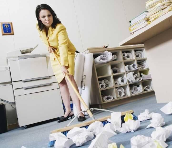 businesses should use a shredding service